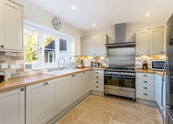 Thumbnail 4 bed detached house to rent in Gravel Lane, Barton Stacey, Winchester