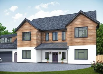 Thumbnail 6 bed detached house for sale in Hulham Road, Exmouth