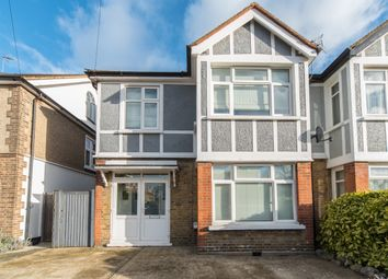 Thumbnail 4 bed semi-detached house for sale in Cross Street, Hampton Hill, Hampton
