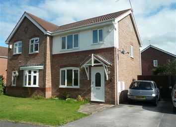 Thumbnail 3 bed semi-detached house to rent in Pipers Ash, Winsford