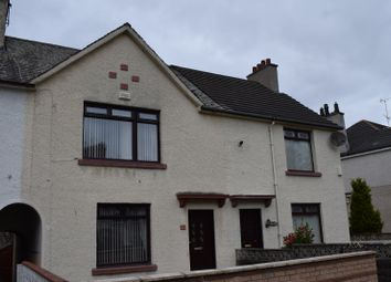 Thumbnail 3 bedroom terraced house for sale in Bellahouston Drive, Mosspark