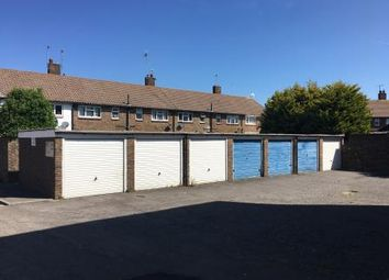 Thumbnail Parking/garage for sale in Garages Rear Of 20-30 Midhurst Road, Eastbourne, East Sussex