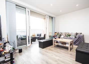 Thumbnail 2 bed flat for sale in 1 Moorhen Drive, London