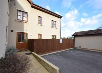 Thumbnail 3 bedroom maisonette for sale in Trescothick Close, Keynsham, Bristol