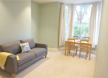 Thumbnail 2 bed flat to rent in Flaxman Road, London