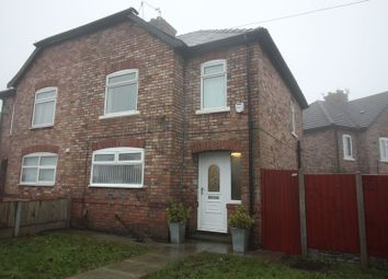 Thumbnail 3 bedroom semi-detached house for sale in Vaux Crescent, Bootle