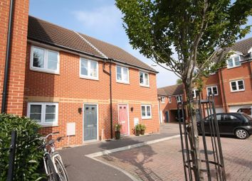 Thumbnail 3 bed terraced house for sale in Pollards Way, Taunton