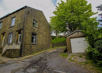 Thumbnail 4 bed end terrace house for sale in Crooked Shore, Bacup, Lancashire