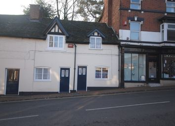 Thumbnail 1 bedroom terraced house to rent in Great Hales Street, Market Drayton, Market Drayton, Shropshire