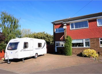 Thumbnail 3 bed semi-detached house for sale in Boothey Close, Biggleswade