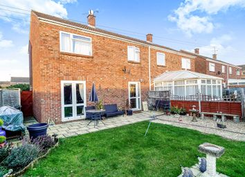Thumbnail 3 bed semi-detached house for sale in Filbridge Rise, Sturminster Newton