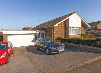 Thumbnail 4 bed detached bungalow for sale in Hamble Road, Lancing