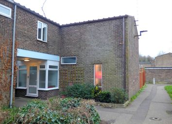 Thumbnail 4 bedroom end terrace house for sale in Sandford, Peterborough, Cambridgeshire