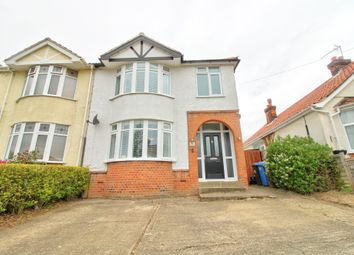 Thumbnail 3 bed semi-detached house for sale in Severn Road, Ipswich