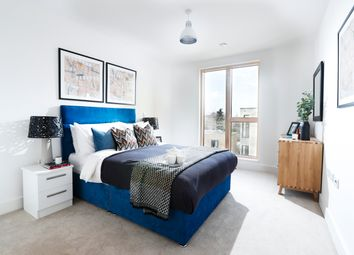 Thumbnail 3 bedroom flat for sale in High Street, Colliers Wood