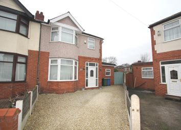 Thumbnail 3 bed property for sale in Colwell Avenue, Stretford, Manchester