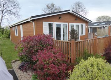 Thumbnail 2 bed mobile/park home for sale in Blossom Hill Park, Louis Way, Dunkeswell, Nr Honiton, Devon