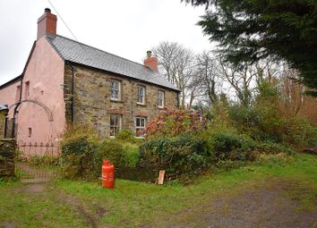 Thumbnail 3 bed detached house for sale in Brynberian, Crymych