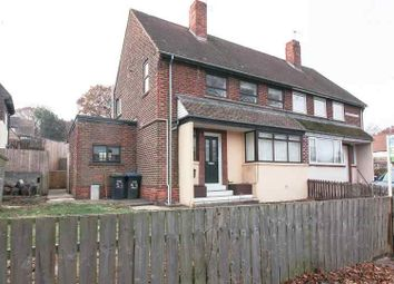 Thumbnail 3 bed semi-detached house to rent in Arbourcourt Avenue, Esh Winning, Durham