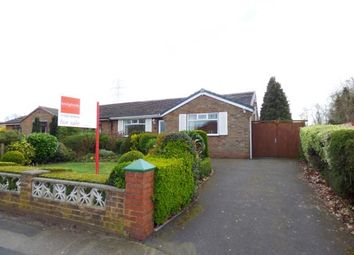 Thumbnail 3 bedroom bungalow for sale in Hall Road, Woolston, Warrington, Cheshire