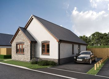 Thumbnail 2 bed detached bungalow for sale in Newton Fields, Kilgetty, Pembrokeshire