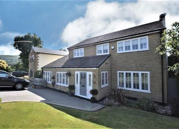 Thumbnail 5 bed detached house for sale in Alders Avenue, Chinley, High Peak