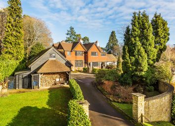 Thumbnail 5 bed property for sale in Kemnal Park, Haslemere