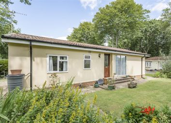 Thumbnail 2 bed mobile/park home for sale in Tall Timbers, Deanland Wood Park, Golden Cross, Hailsham