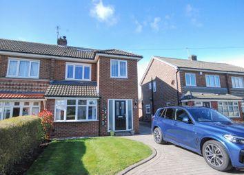 Thumbnail 4 bed semi-detached house for sale in Monkton Lane, Monkton Village, Jarrow