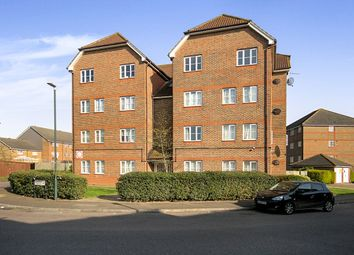 Thumbnail 1 bed flat for sale in Fairway Drive, North Thamesmead, London