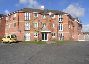 Thumbnail 2 bed flat for sale in Chassagne Square, Crewe, Cheshire