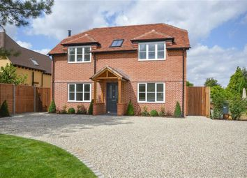 Thumbnail 4 bed detached house for sale in The Causeway, Brent Pelham, Hertfordshire