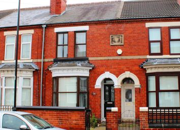 Thumbnail 5 bed terraced house for sale in Strafford Road, Doncaster, South Yorkshire