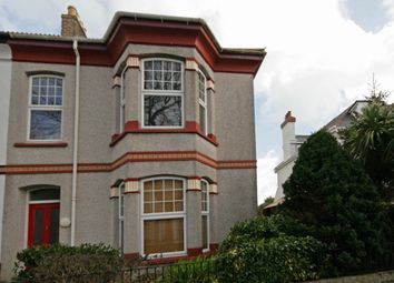 Thumbnail 3 bedroom end terrace house to rent in Killigrew Street, Falmouth