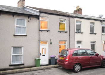 Thumbnail 3 bedroom terraced house for sale in Commercial Street, Griffithstown, Pontypool