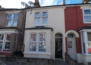 Thumbnail 3 bed terraced house for sale in Castle Avenue, Rochester
