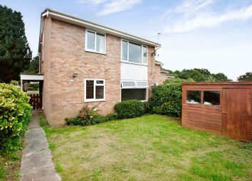 Thumbnail 1 bed flat for sale in Carew Road, Tiverton