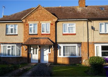 Thumbnail 3 bed terraced house for sale in Wilton Road, Hitchin