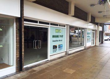 Thumbnail Retail premises to let in Unit 1H Belvoir Shopping Centre, Coalville