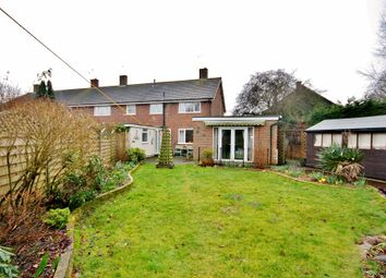 Thumbnail 4 bed end terrace house for sale in Queen Elizabeth Way, Woking