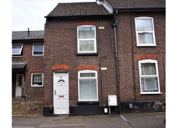 Thumbnail 3 bed end terrace house for sale in Liverpool Road, Luton