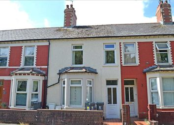 Thumbnail 1 bed flat to rent in Blackweir Terrace, Cathays, Cardiff