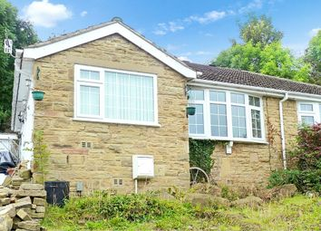 Thumbnail 2 bedroom semi-detached bungalow for sale in Aireville Crescent, Bradford, West Yorkshire