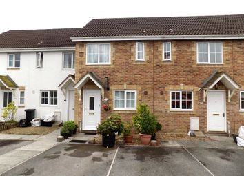 Thumbnail 2 bed terraced house for sale in Llys Iris, Neath, Neath Port Talbot.