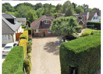 4 bed detached house for sale in Chertsey Road, Chobham GU24