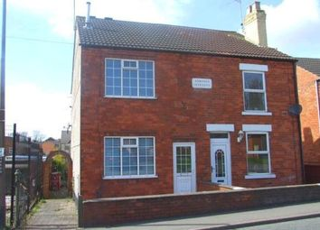 Thumbnail 2 bed semi-detached house to rent in Victoria Road, Pinxton