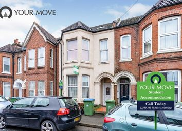 Thumbnail 6 bed property to rent in Rigby Road, Southampton