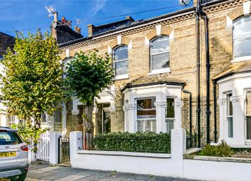 Thumbnail 4 bed terraced house for sale in Rigault Road, Parsons Green, London