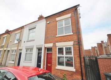 Thumbnail 2 bed end terrace house for sale in 3 Bosworth Street, Leicester, Leicestershire