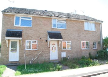 Thumbnail 2 bed terraced house to rent in Keats Close, Thetford
